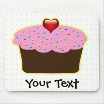cupcake gifts mouse pad