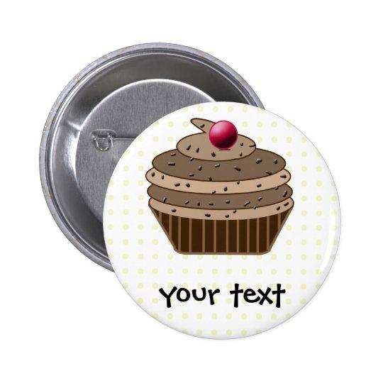 cupcake gifts pinback button