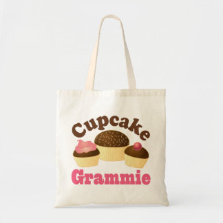 Cupcake Grammie Gift Tote Bag