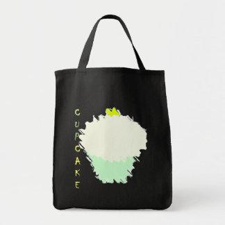 Cupcake Grocery Tote Tote Bags