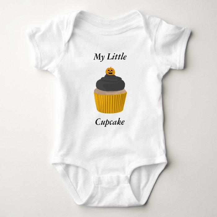 Cupcake-Halloween Baby Bodysuit