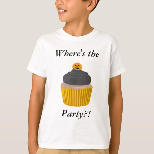 Cupcake-Halloween T-Shirt