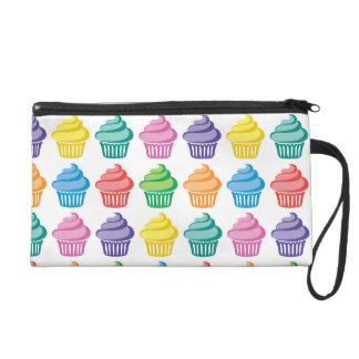 Cupcake Happy bag Wristlets