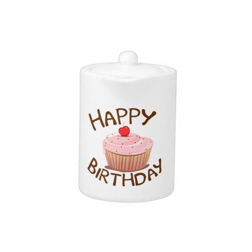 Cupcake Happy Birthday