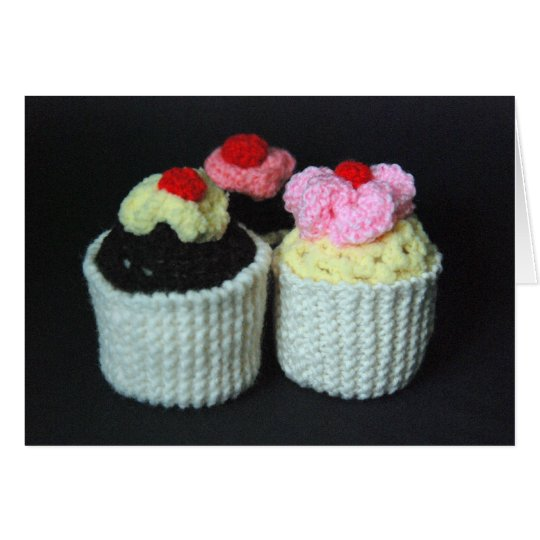 cupcake heaven card
