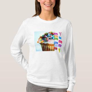 cupcake hooded tee