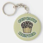 Cupcake Hunter Keychain