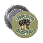 Cupcake Hunter Pins