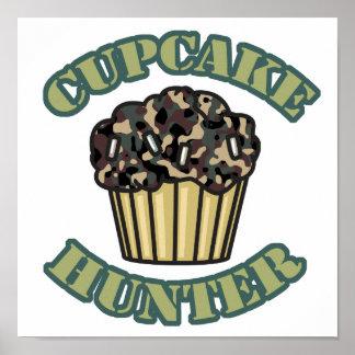 Cupcake Hunter Print