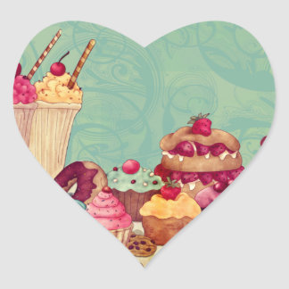 Cupcake & Ice Cream Patisserie Gift Tags
