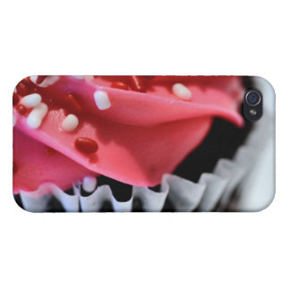 Cupcake iPhone 4/4S Cases
