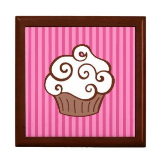 Cupcake Jewelry Box