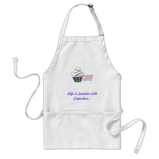 Cupcake Lady Productions Apron