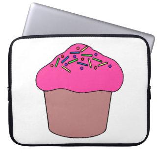 Cupcake Computer Sleeve