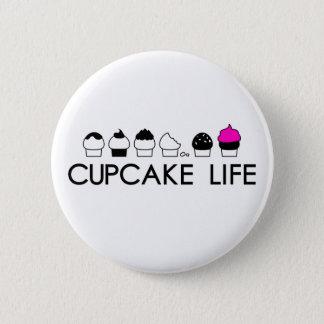 Cupcake Life Button