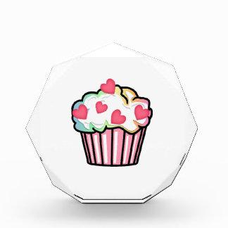 Cupcake Love Acrylic Award