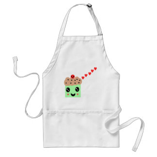 Cupcake Love Adult Apron
