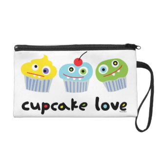Cupcake Love bag Wristlets
