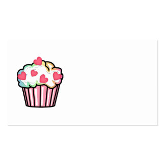 Cupcake Love Business Card