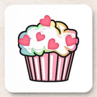 Cupcake Love Coaster