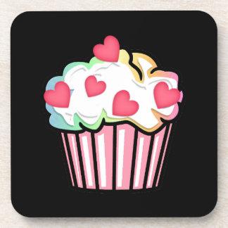Cupcake Love Drink Coaster
