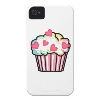 Cupcake Love iPhone 4 Case