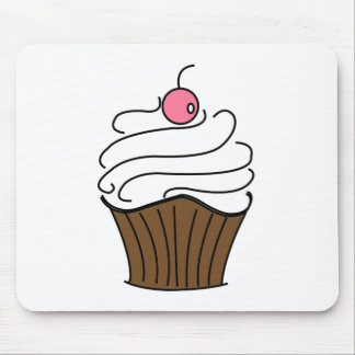 Cupcake Love! Mouse Pad