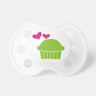 Cupcake Love Pacifier