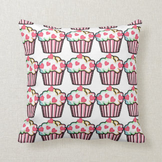 Cupcake Love Pillow