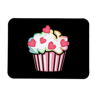 Cupcake Love Rectangular Photo Magnet