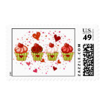 Cupcake Love Stamps