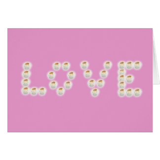 Cupcake Love Stationery Note Card