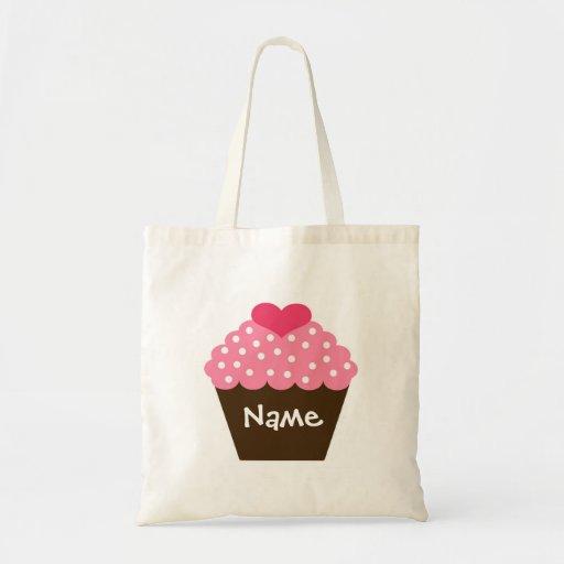 cupcake tote bag zazzle