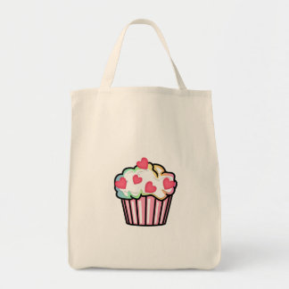 Cupcake Love Tote Bag
