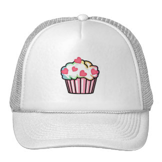 Cupcake Love Trucker Hat