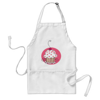 cupcake lover adult apron