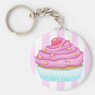 Cupcake Lover Key Chains