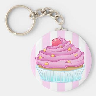 Cupcake Lover Keychain