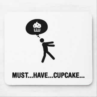 Cupcake Lover Mousepads