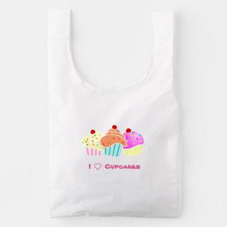 Cupcake Lovers Shopping Bag