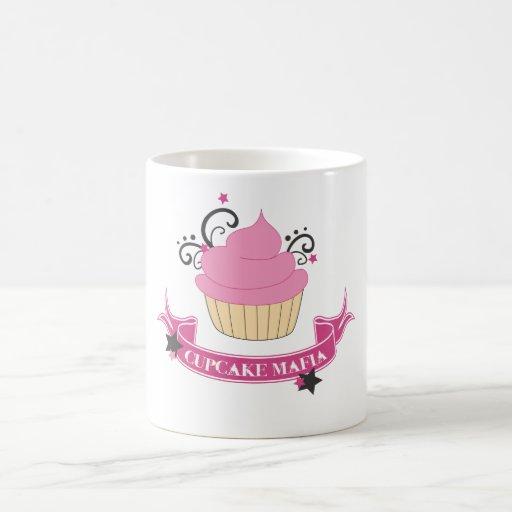 Cupcake Mafia Mug