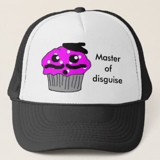 cupcake, Master of disguise Trucker Hat