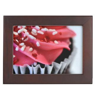 Cupcake Memory Box