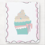cupcake mouse mouse pad
