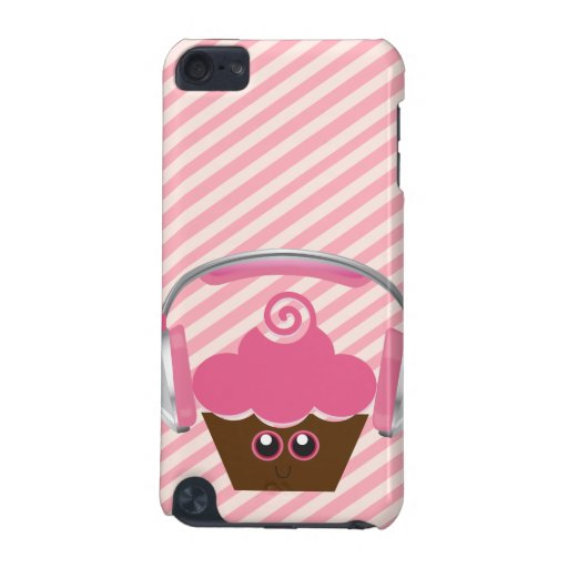 Cupcake Music iPod Touch 5G Case