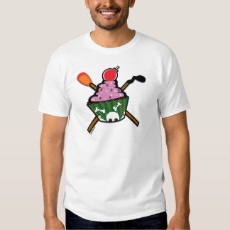 cupcake of doom t-shirt
