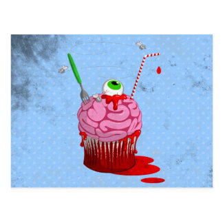 Cupcake Of The Dead Postcard