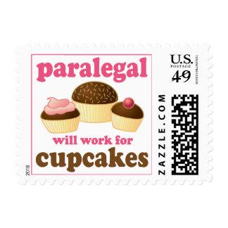 Cupcake Paralegal Postage