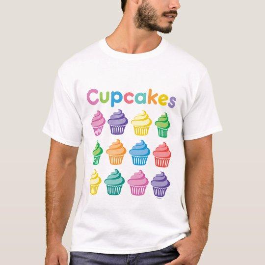 Cupcake party - I love cupcakes T-Shirt