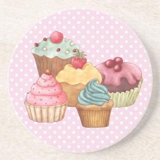 Cupcake Pastries Coaster